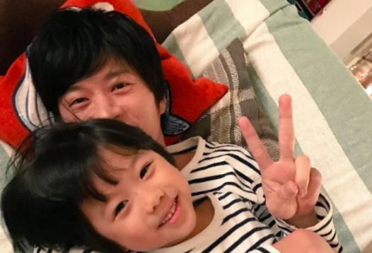 田中圭と嫁さくらの子供の名前や画像