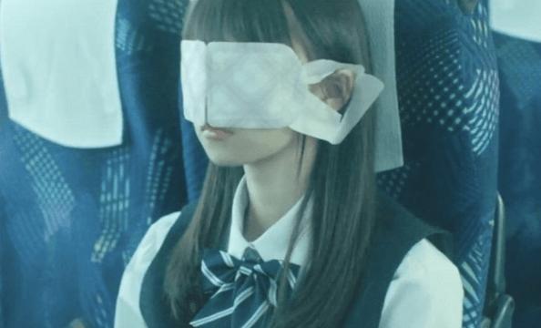 齋藤飛鳥の顔の大きさはマスクで判明?アイマスク